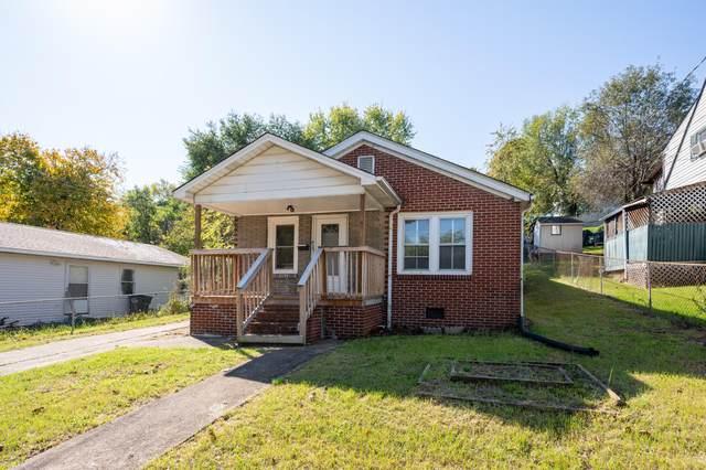919 Dorothy Street, Kingsport, TN 37660 (MLS #9930200) :: Bridge Pointe Real Estate