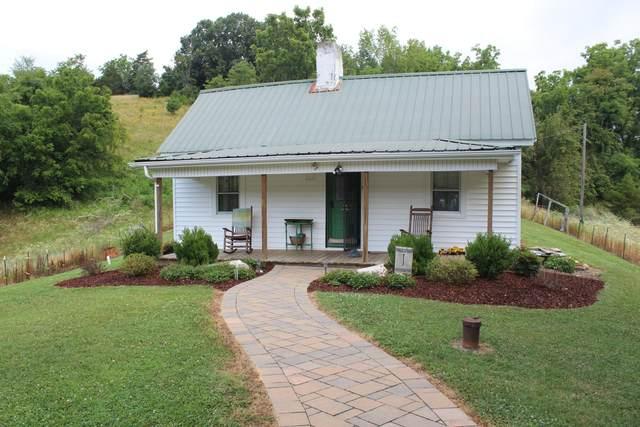 7707 Janeway Hollow Road, Bulls Gap, TN 37711 (MLS #9930218) :: Bridge Pointe Real Estate