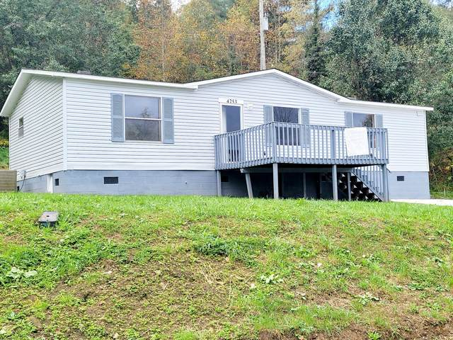 4253 Stone Mountain Road, Coeburn, VA 24230 (MLS #9930310) :: Bridge Pointe Real Estate