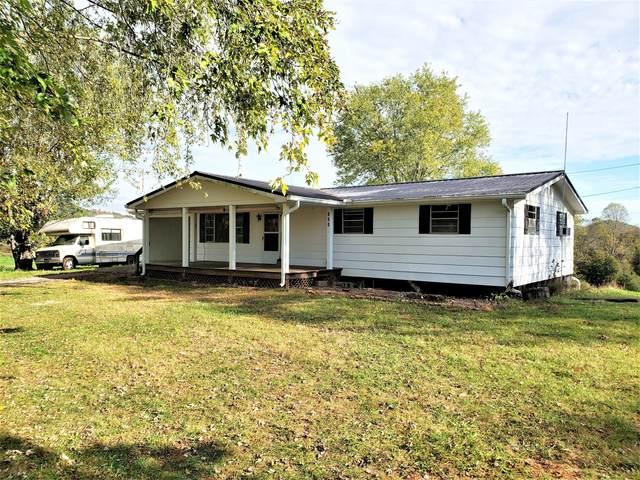 138 Corbin Heights Drive, Rogersville, TN 37857 (MLS #9930326) :: Highlands Realty, Inc.