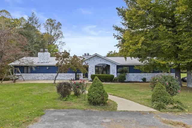 5950 Chuckey Pike, Chuckey, TN 37641 (MLS #9930380) :: Bridge Pointe Real Estate