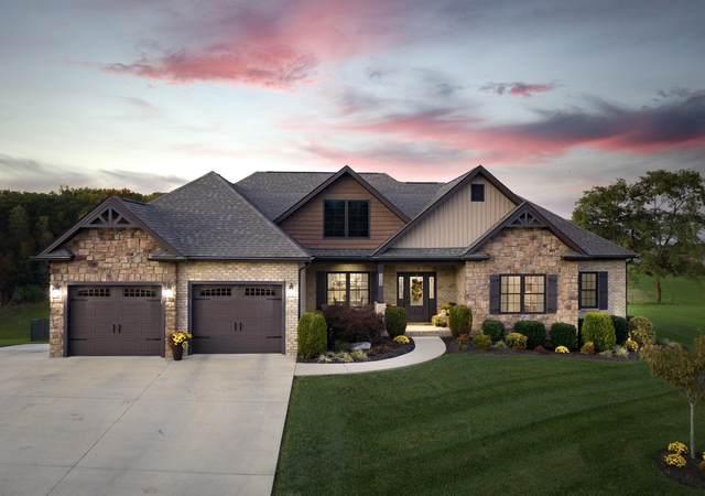 1108 Little Shadden Way, Johnson City, TN 37615 (MLS #9930397) :: Bridge Pointe Real Estate