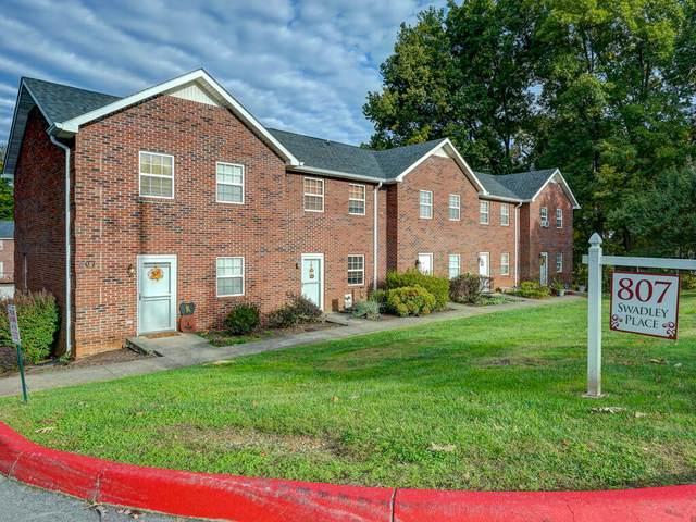 807 Swadley Road #3, Johnson City, TN 37601 (MLS #9930423) :: Bridge Pointe Real Estate