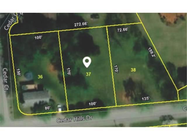TBD Cedar Hills Drive, Church Hill, TN 37642 (MLS #411333) :: Bridge Pointe Real Estate