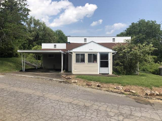 601 Peach Orchard Drive, Kingsport, TN 37665 (MLS #422098) :: Conservus Real Estate Group