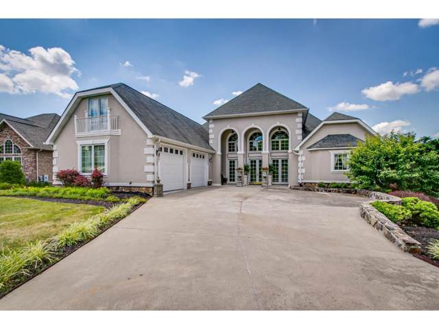 918 Hunter's Lake, Johnson City, TN 37604 (MLS #422659) :: Highlands Realty, Inc.