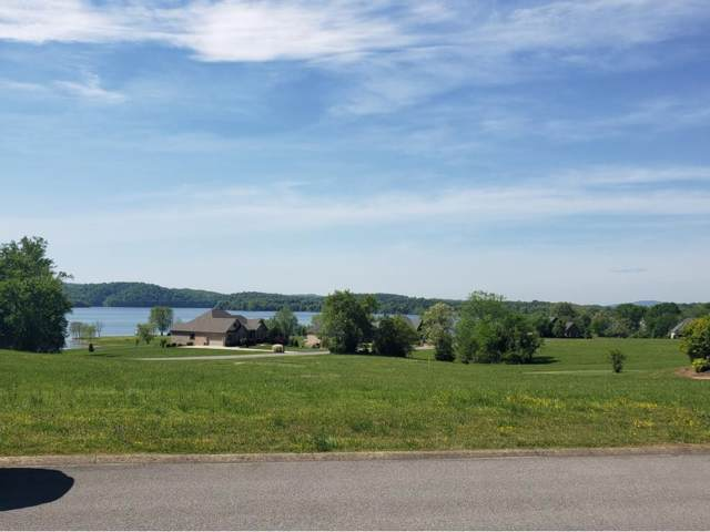 Lot 12 Legacy Bay Drive, Mooresburg, TN 37811 (MLS #422859) :: Highlands Realty, Inc.