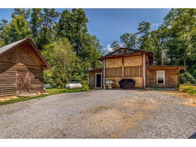421 Grouse Run Road, Sneedville, TN 37869 (MLS #424444) :: Conservus Real Estate Group
