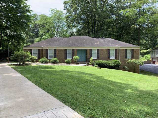 1008 Friar Tuck Road, Johnson City, TN 37604 (MLS #425352) :: Conservus Real Estate Group