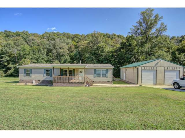 262 Barnett Hollow Road, Bulls Gap, TN 37711 (MLS #426861) :: Highlands Realty, Inc.