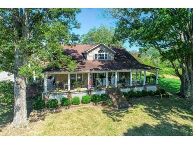 1192 Webster Valley Road, Rogersville, TN 37857 (MLS #427066) :: Highlands Realty, Inc.