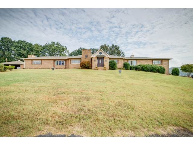 111 Old State Hwy 70, Rogersville, TN 37857 (MLS #427945) :: Highlands Realty, Inc.