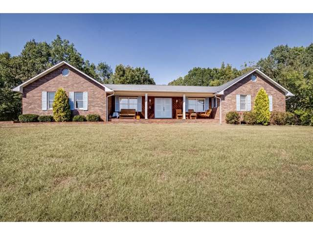 131 Cedar Valley Road, Rogersville, TN 37857 (MLS #428168) :: Highlands Realty, Inc.