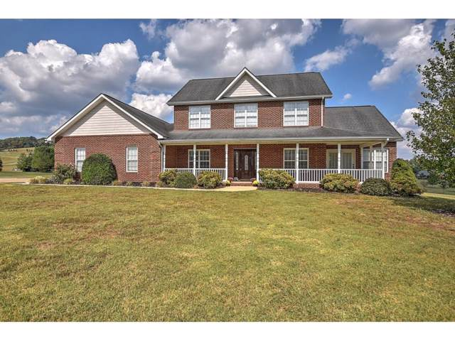 225 Plantation Drive, Greeneville, TN 37745 (MLS #428192) :: Highlands Realty, Inc.