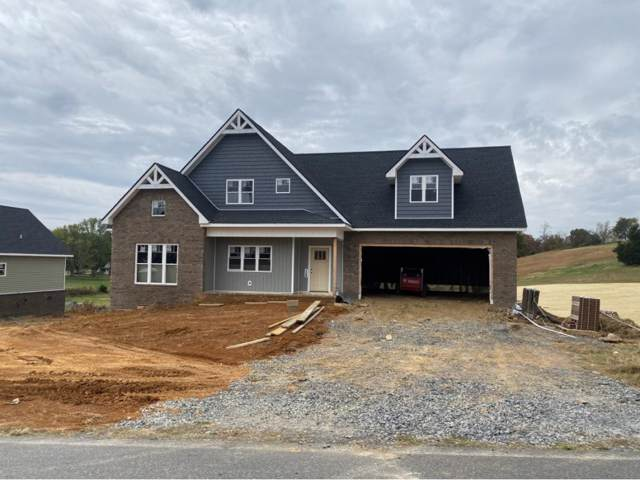 888 Pleasant Valley Road, Jonesborough, TN 37659 (MLS #429108) :: Conservus Real Estate Group