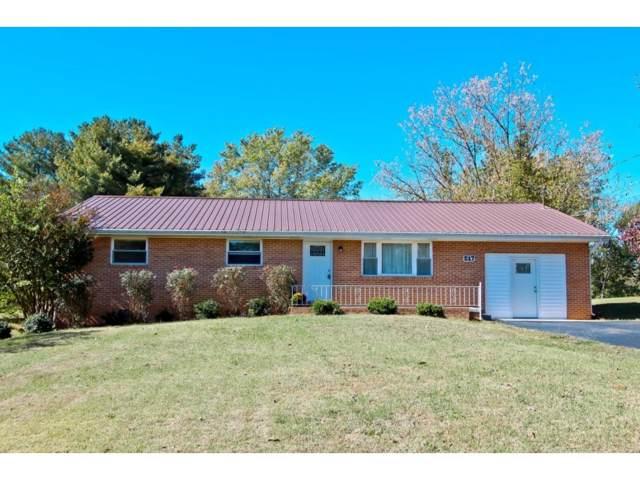 517 Crawley Drive, Newport, TN 37821 (MLS #429147) :: Highlands Realty, Inc.