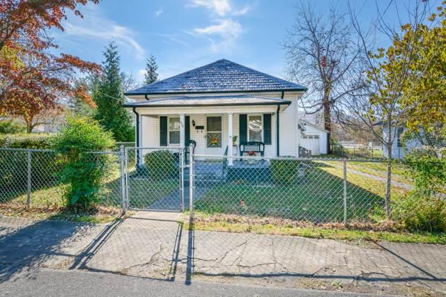 408 Walnut Street, Erwin, TN 37650 (MLS #9901861) :: The Baxter-Milhorn Group