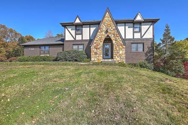 230 Cedar Branch Road, Kingsport, TN 37664 (MLS #9901893) :: Highlands Realty, Inc.