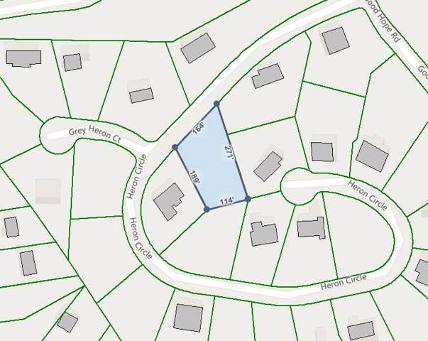 TBD LOT 18 Heron Circle, Abingdon, VA 24211 (MLS #9902204) :: Conservus Real Estate Group
