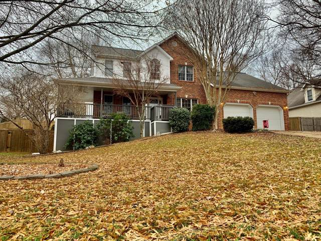 311 Post Oak Drive, Johnson City, TN 37615 (MLS #9902629) :: Highlands Realty, Inc.