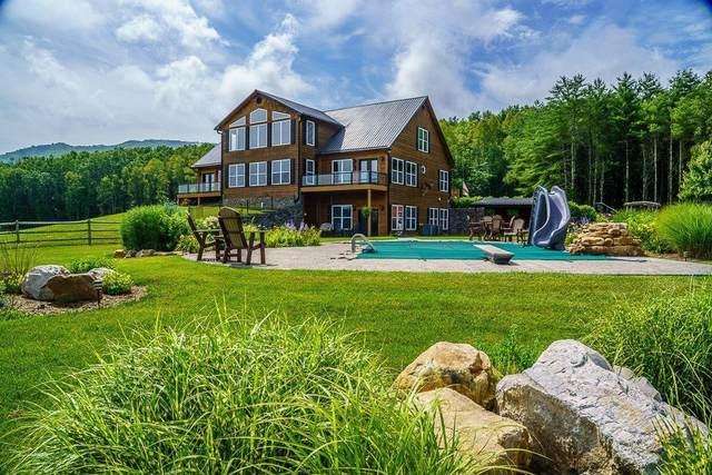 986 Dillon Road, Mountain City, TN 37683 (MLS #9904701) :: Conservus Real Estate Group