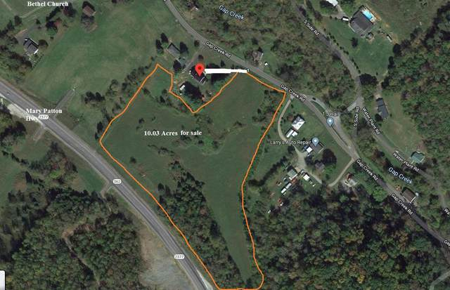 710 Gap Creek Road, Elizabethton, TN 37643 (MLS #9904934) :: Conservus Real Estate Group