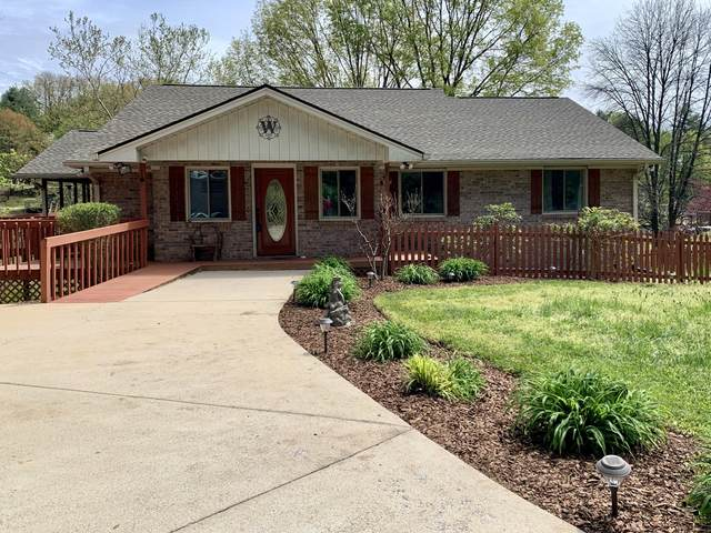 408 Lake Hollow Road, Piney Flats, TN 37686 (MLS #9905682) :: Conservus Real Estate Group