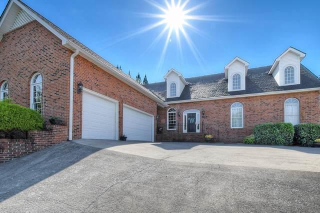 126 Reed Circle, Johnson City, TN 37601 (MLS #9905826) :: Red Door Agency, LLC