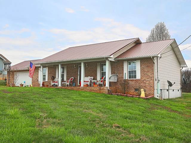 110 Florence Circle, Dandridge, TN 37725 (MLS #9906330) :: Highlands Realty, Inc.