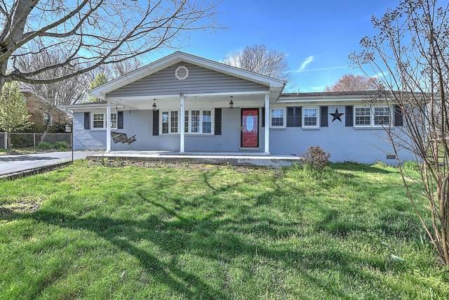 21 Homestead Drive, Bristol, VA 24201 (MLS #9906695) :: Highlands Realty, Inc.