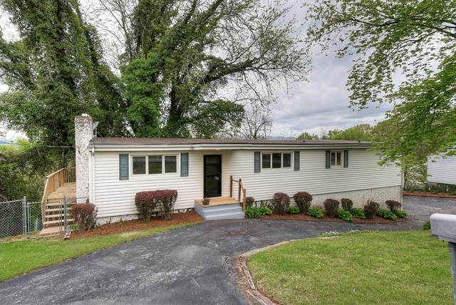 4584 Old Stage Road, Kingsport, TN 37664 (MLS #9907146) :: The Baxter-Milhorn Group