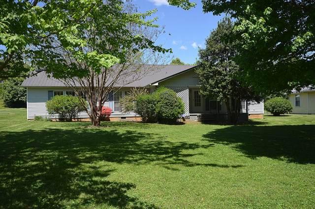 1503 Chilhowie, Johnson City, TN 37601 (MLS #9907590) :: The Baxter-Milhorn Group