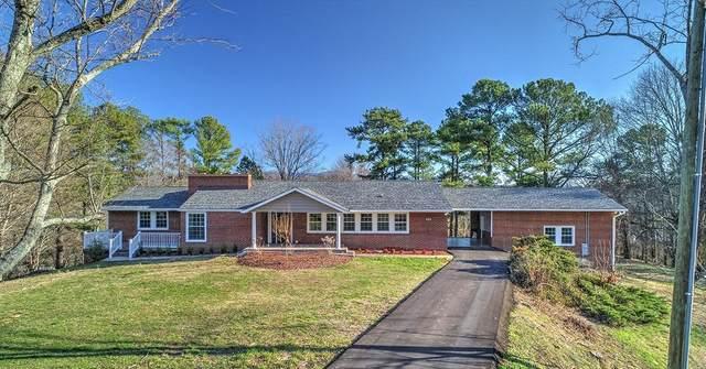 315 Hillcrest Drive, Greeneville, TN 37745 (MLS #9907709) :: Highlands Realty, Inc.