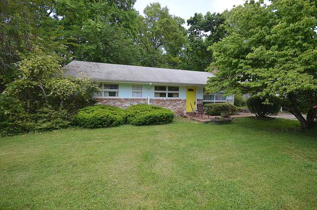 2301 Inglewood Drive, Kingsport, TN 37664 (MLS #9907847) :: Highlands Realty, Inc.