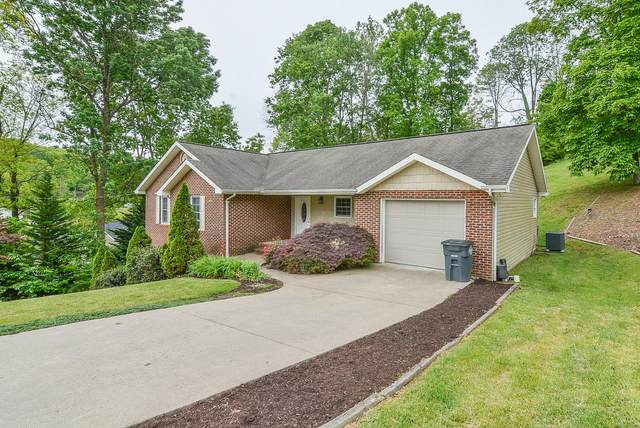 301 Bayberry Drive, Kingsport, TN 37663 (MLS #9907881) :: Conservus Real Estate Group
