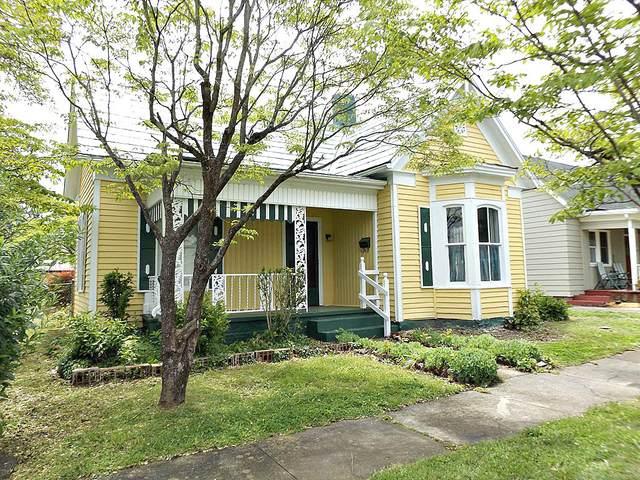 111 Maple Street, Johnson City, TN 37604 (MLS #9907896) :: Highlands Realty, Inc.