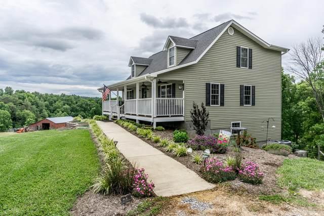 2520 Valleydale Road, Mosheim, TN 37818 (MLS #9908263) :: Conservus Real Estate Group