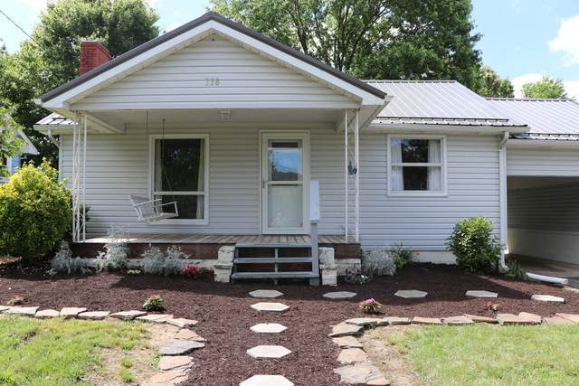 318 Bay St Street, Mount Carmel, TN 37645 (MLS #9908499) :: Conservus Real Estate Group