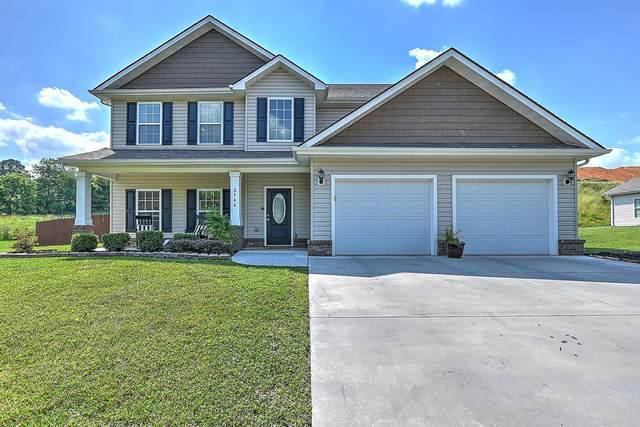 2740 Rock Springs Road, Kingsport, TN 37664 (MLS #9908547) :: Conservus Real Estate Group
