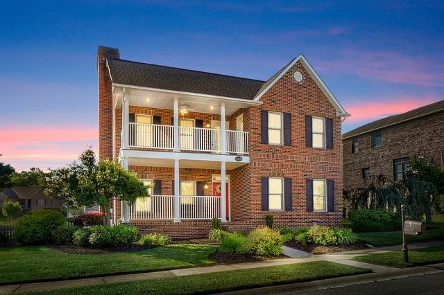 402 Harbor Approach, Johnson City, TN 37601 (MLS #9908599) :: The Baxter-Milhorn Group