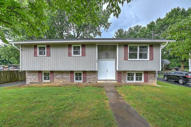 158 Saul Drive, Bristol, VA 24201 (MLS #9910031) :: Conservus Real Estate Group