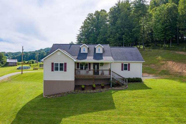 337 Hospital Hill Road, Mountain City, TN 37683 (MLS #9910083) :: Tim Stout Group Tri-Cities