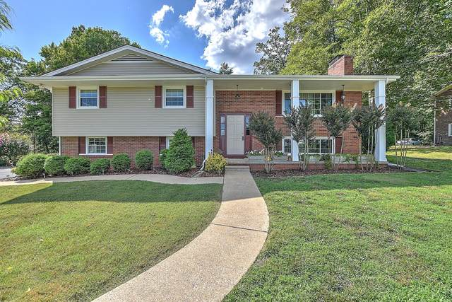 221 Kanan Drive, Kingsport, TN 37664 (MLS #9910309) :: Conservus Real Estate Group