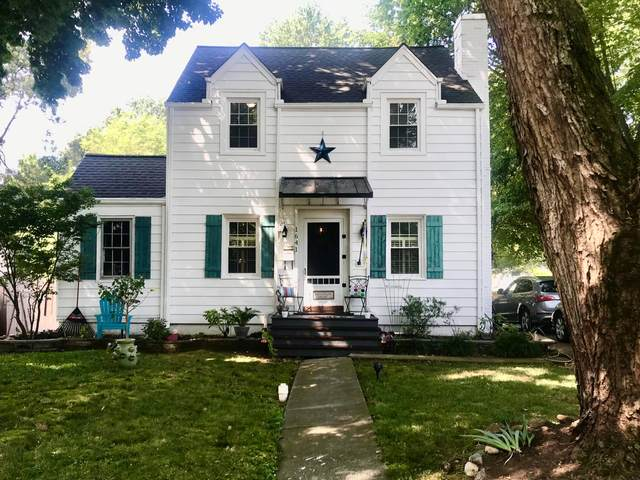 1641 Carolina Avenue, Kingsport, TN 37664 (MLS #9910456) :: Highlands Realty, Inc.