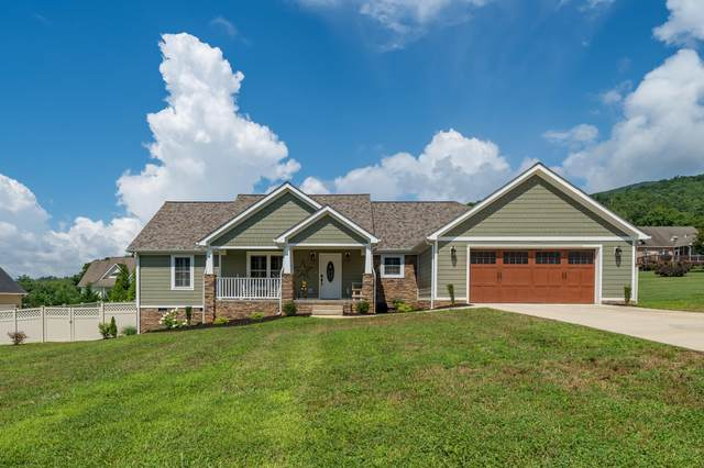 315 Sunrise Drive, Elizabethton, TN 37643 (MLS #9910546) :: Highlands Realty, Inc.