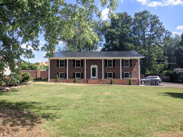208 Hidden Acres Road, Kingsport, TN 37664 (MLS #9911276) :: Bridge Pointe Real Estate