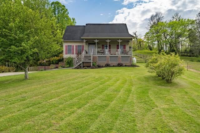 833 Sycamore Shoals Drive, Elizabethton, TN 37643 (MLS #9911476) :: Bridge Pointe Real Estate