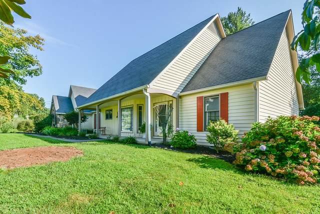 2 Staunton Circle, Johnson City, TN 37601 (MLS #9911674) :: Tim Stout Group Tri-Cities