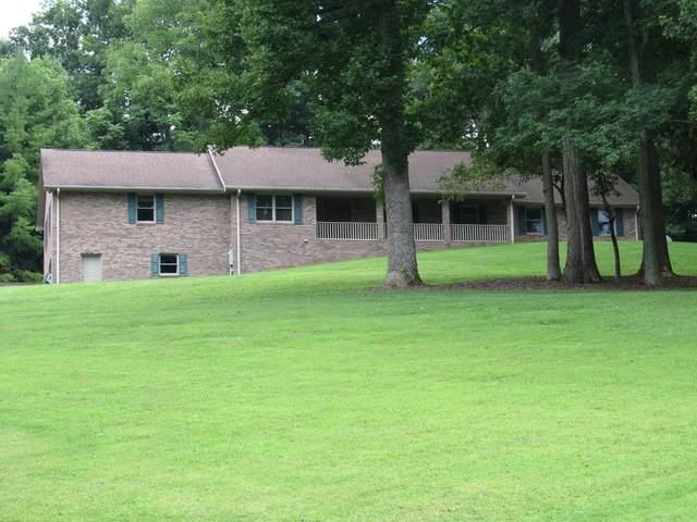 955 Weaver Branch Road, Bluff City, TN 37618 (MLS #9912528) :: Bridge Pointe Real Estate