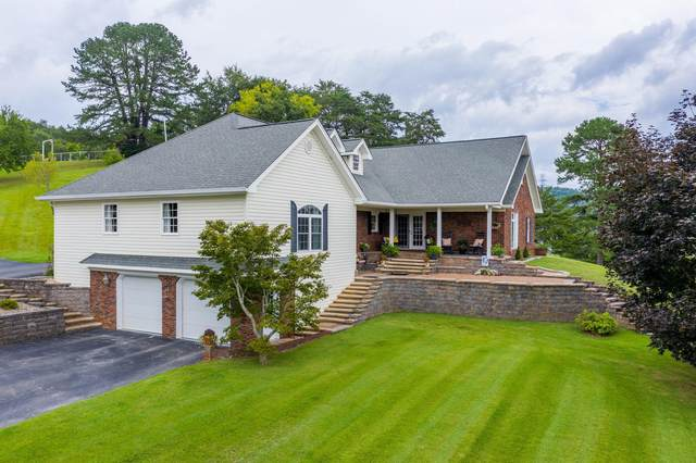 240 Cemetery Lane, Bluff City, TN 37618 (MLS #9912666) :: Bridge Pointe Real Estate